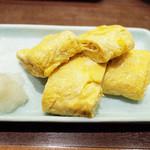 満留賀静邨 - 海老入り卵焼き(770円)