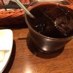 KA-Z - ふわっとろオムライス ドリンク(アイスコーヒー)(チョイス可)