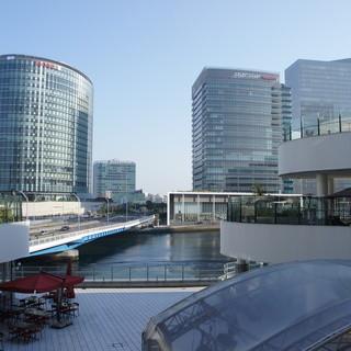 横浜駅直結!海風と横浜夜景を楽しむ☆