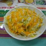 マナカマナ - 料理写真:セットのサラダ