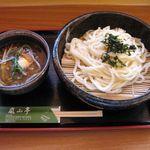 38181307 - 酸っぱ辛つけ麺(並盛)(2015.05)