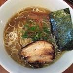 めんめん亭 - 以前食べた魚介醤油