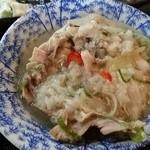 ジョリヤ - 鶏肉たっぷりなランチサムゲタン