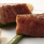 kaFka - すだち牛ランプ肉のステーキ