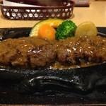 さわやか - げんこつハンバーグ(オニオンソース)