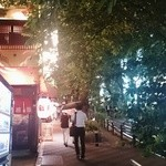 中華ソバ 櫻坂 - 【その他】桜丘町の桜坂