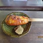 たつこ茶屋 - 味噌たんぽ