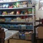 38188649 - スパイス、豆、麺、お香