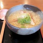 らーめん きりん - 鶏塩らーめん (530円) '15 4月上旬