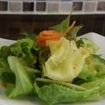 肉料理 黒麒麟 - サラダ