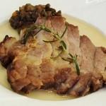 肉料理 黒麒麟 - 熟成豚のグリル