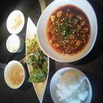 38189473 - 麻婆豆腐ランチ