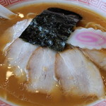 幸楽苑 - 醤油らーめん『司』520円(税抜)