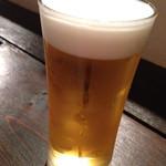 おきよ - 生ビール