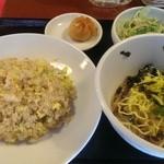 Mirai - ハーフ麺定食