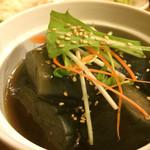 魚屋 ひろし - 長茄子の揚げ浸し