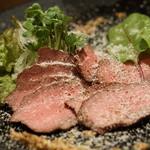 香材創作食房 アーユ - 4000円コースローストビーフ『2015.4月再訪』