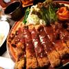 レストランくろんぼ - 料理写真:ビーフカツランチ 1000円