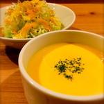 JUNAYNA - スープサラダセット