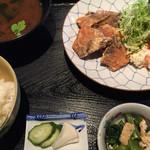 うおしん - 料理写真:鯖の唐揚ランチ