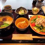 布穀薗 - まほろばランチ1100円