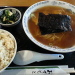 是好日 - 料理写真:100円+550円