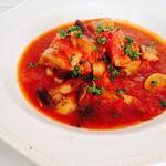 リロンデル - 鶏と茸のカチャトーラ