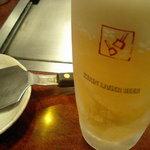ごっつい - ビール