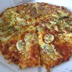 ドミノ・ピザ - クワトロB、Mサイズ