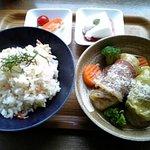 quatre cafe - ランチ(春ごはん)