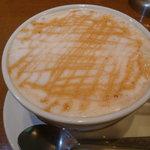 プラチナダイナー白金カフェ食堂 - カラメルカフェオレ