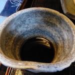 蕎麦切り 才屋 - そばつゆ