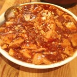 鍋家 幡ケ谷店 - 麻婆豆腐(辛口)☺︎