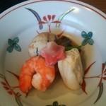 松粂 - 煮物の味もお上品です。