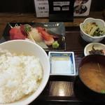 喰い処 南禅 - お刺身定食