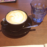 kawara CAFE&DINING -FORWARD- - カフェラテ(hot)