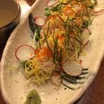 38203061 - ずわい蟹のサラダ