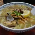 江戸川食堂 - 20150521 ボンゴレ風タンメン