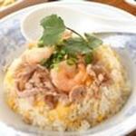 海老と豚肉炒飯
