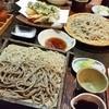 Sobadokorotokubee - 料理写真:一茶庵の片倉さんのお弟子さんのお蕎麦を堪能!