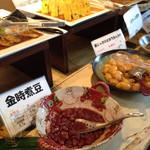 茶屋本店 - 季節のお惣菜