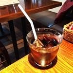 ラ・ベファーナ - アイスコーヒー