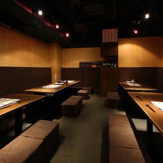 横浜駅近!落ち着いた雰囲気の居酒屋