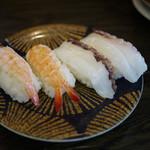 江戸前回転寿司えびす - 海老・イカ~☆