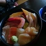 鮨 糀谷 - ランチ・海鮮丼並