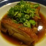 みくり - 地鶏チャーシュー