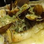 みくり - 真鯛のソテー あさりレモンバターソース