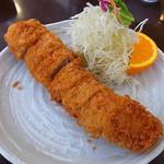 創食浪漫館 トントン - 黒豚フィレカツ