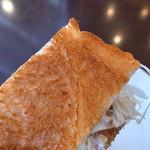創食浪漫館 トントン - がっちりトースト