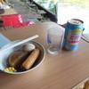 琴ケ瀬茶屋 - 料理写真:おでん+チューハイレモン